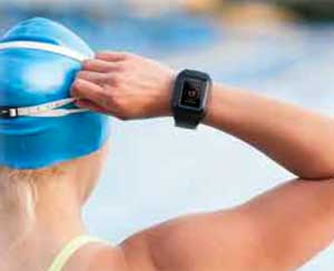 Swimlife watch