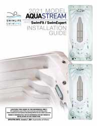 2021 SwimLife AquaStream Install Guide English