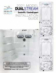 2021 SwimLife DualStream Install Guide English